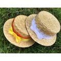 Летние шляпы из соломки