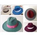 Шляпы зима
